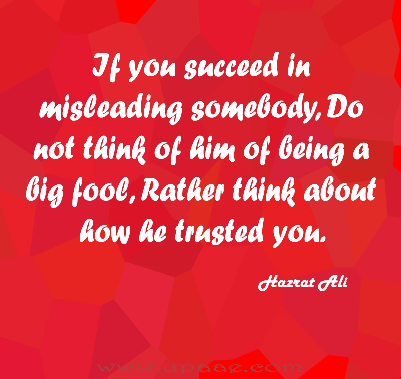 quotes of hazrat Ali 3