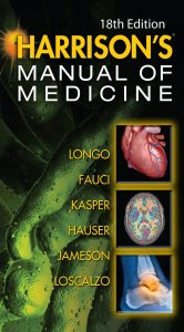 harrisons-manual-of-medicine