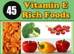 Fruits And Vegetables Containing Vitamin E 45 vitamin e rich foods nutrition facts workwithnaturefo