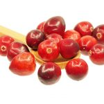 Vitamin E in cranberry dried sweetened